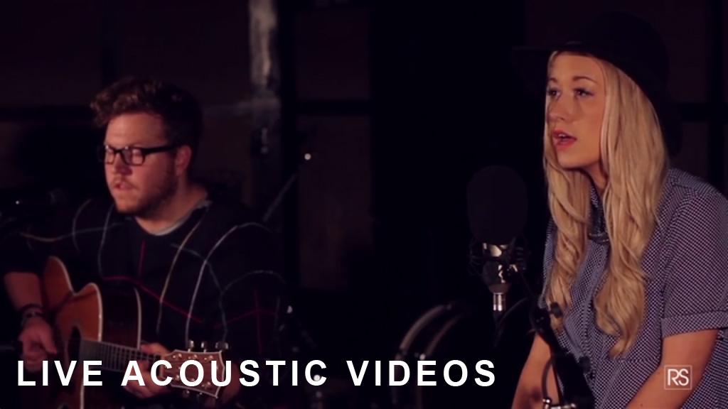 Live acoustic video
